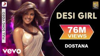 getlinkyoutube.com-Dostana - Desi Girl Video | Priyanka Chopra, Abhishek, John