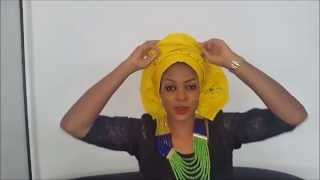 getlinkyoutube.com-Asake gele-tying tutorials 2