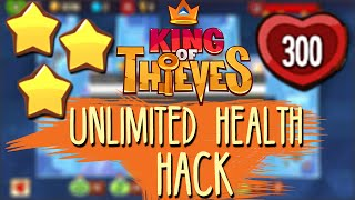 King of Thieves: Unlimited Health HACK | 3 Star Every Dungeon With This Glitch!