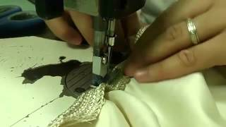 getlinkyoutube.com-شرح طريقة خياطة القفطان المغربي من البداية الى النهاية