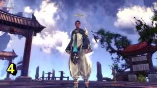 Blade and Soul - Male Outfites/Doboks 1 to 28