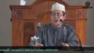 Kemenangan dan Kehancuran Ummat - Prof DR Ahmad Satori
