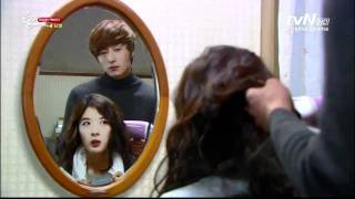 getlinkyoutube.com-Flower boy ramyun shop  MV ~ Chi Soo & Eun Bi (Insomnia)