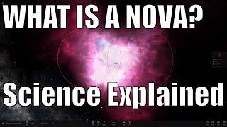 getlinkyoutube.com-WHAT IS A NOVA? Nova VS Supernova - Universe Sandbox²