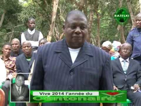 Nkamba 03 mars 2014 - Causerie morale de S.D. S.K.K. avec la population de kinzungidila
