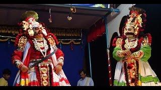 getlinkyoutube.com-Yakshagana -- Madhuchakra - 19 - Ranga bhat & Permude