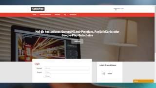 PaySafeCard (PSC) kostenlos verdienen! (Kein Hack, legal)