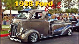 getlinkyoutube.com-1938  Ford COE Full Custom