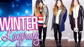 getlinkyoutube.com-Winter Layering - Lookbook