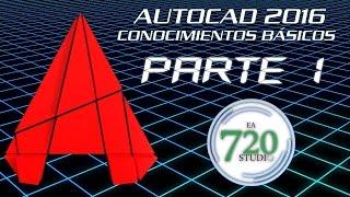 getlinkyoutube.com-Curso Básico Autocad 2016 Parte 1 - Tutorial Para Principiantes - En Español