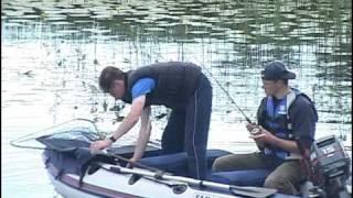 getlinkyoutube.com-Надувные лодки Yamaran, лодки пвх часть 1