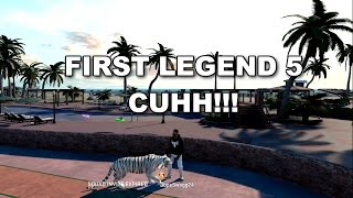getlinkyoutube.com-NBA 2K16 l FIRST LEGEND 5!!! PET TIGER CONFIRMED!!!