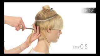 getlinkyoutube.com-Trend Collection 2009 - Step by Step Allure by Day - Eline cutting techniques