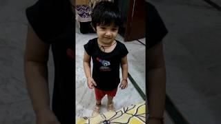 Avni bhardwaj video 14 (Me pudi nhi la rha ....Kar lo baat....papa sorry)