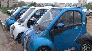 getlinkyoutube.com-لأول مره في فلسطين سيارات تعمل بالكهرباء