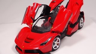 getlinkyoutube.com-【Re-update:(再公開)車のプラモデル製作】タミヤ ラフェラーリ part5 tamiya laferrari is assembled part5