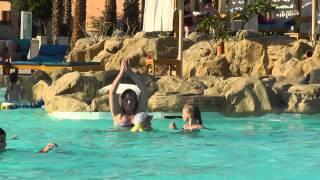 getlinkyoutube.com-Beach Albatros Hurghada Egypt 2015