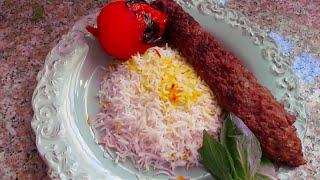 getlinkyoutube.com-Kabab Koobideh | کباب کوبیده