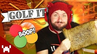 THE JOURNEY TO HELL! (Golf It! Custom Levels w/ Ze, Chilled, GaLm, & Smarty)