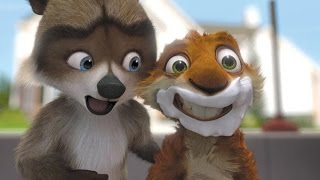 getlinkyoutube.com-Over The Hedge Full Game Movie All Cutscenes Cinematic
