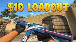 CS:GO - The $10 Loadout