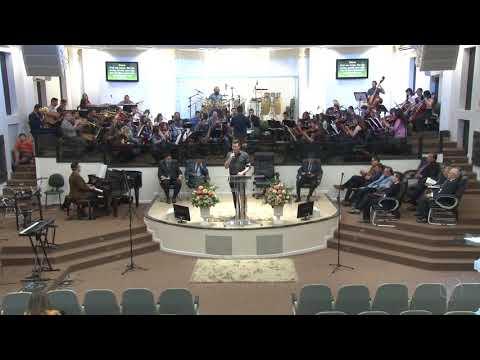 Orquestra Sinfônica Celebração - Harpa Cristã | Nº 15 | Conversão - 15 04 2018