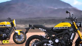 getlinkyoutube.com-Yamaha XSR 900 2016 Test [ENGLISH SUB]