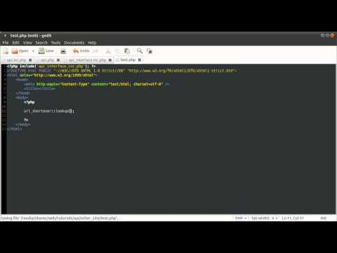 PHP Tutorial: Developer API [part 04]