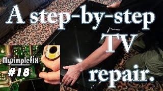 getlinkyoutube.com-Samsung TV won't turn on + blinking red light (explained fix) #18