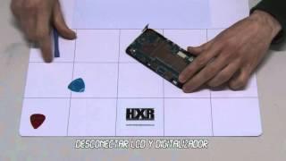 getlinkyoutube.com-Cambio Pantalla Sony Xperia E4