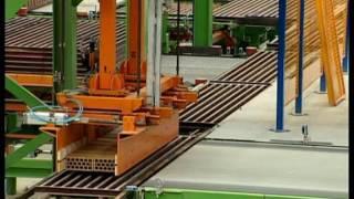 Fabricación de ladrillos LTC