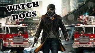 getlinkyoutube.com-WATCH DOGS | #1 EL CAMION DE BOMBEROS ES LA SOLUCIÓN