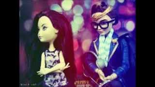 getlinkyoutube.com-Ever After High Raven y Dexter (Sín música)