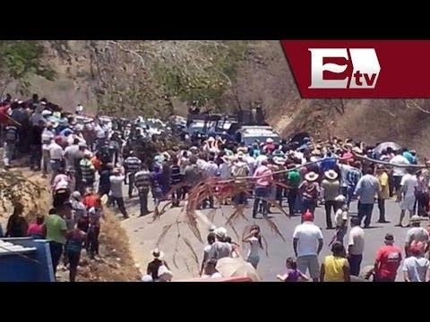 Autodefensas ingresan a Michoacán en busca de líder templario / Paola Virrueta