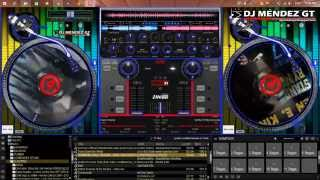 getlinkyoutube.com-DESCARGA SKIN VIRTUAL DJ 8 NUEVO 2015 JUNIO PERSONALIZADO