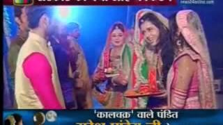 getlinkyoutube.com-Drama galore karwa chauth celebration on Swaragini