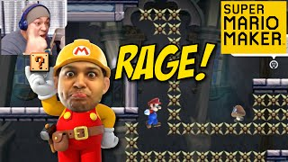 getlinkyoutube.com-[HILARIOUS!] THESE LEVELS ARE TOO MUCH!! [SUPER MARIO MAKER]