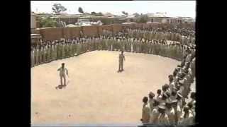ZCC Mokhukhu -  Areyeng ko moria (Haleleluya)