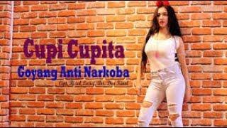 GOYANG ANTI NARKOBA - CUPI CUPITA Karaoke DANGDUT