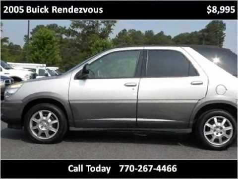 2005 Buick Rendezvous Problems Online Manuals And Repair