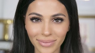 getlinkyoutube.com-My Foundation Routine | Natural Makeup Tutorial | Teni Panosian