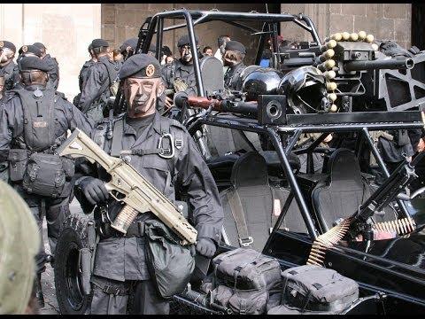 Fuerzas especiales 2014 (GAFES)