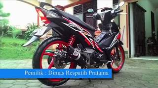 getlinkyoutube.com-Modifikasi SUPRA X 125