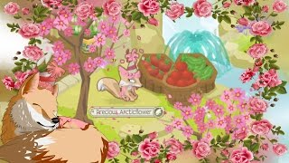 getlinkyoutube.com-Speed Den Edit .:Fantasy Castle:. |Animal Jam|