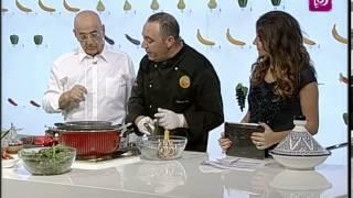 getlinkyoutube.com-مطبخ رؤيا مع نبيل - المنسف