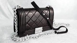 getlinkyoutube.com-3D Handbag Cake Tutorial - Sample