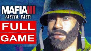 MAFIA 3 Faster Baby Gameplay Walkthrough Part 1 FULL GAME [1080p HD PC MAX SETTINGS] - No Commentary