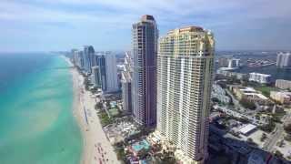 getlinkyoutube.com-Florida - Sunny Isles Beach - 4K Drone