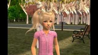 getlinkyoutube.com-Slenderman Horror Movie Series (Sims 2) - ♦ #2(Sequel)  Der Großmann