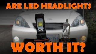getlinkyoutube.com-LED Headlight & Foglight Review